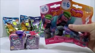 WALMART TOY CLEARANCE PT. 2!! Gift 'Ems Disney Crossy Roads Trolls Blind Bags PJ Masks Lion Guard