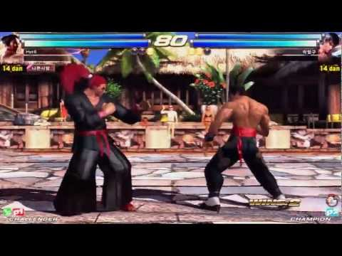 Tekken Tag Tournament 2 - Unlimited - Jin/Kazuya vs Law/Bob