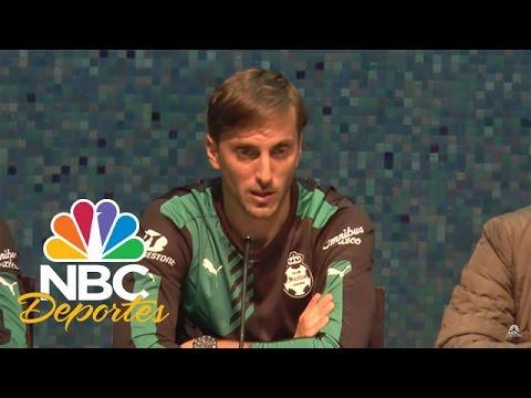 El argentino Luis Zubeldía es el Nuevo D.T. de Santos Laguna | LIGA MX | NBC Deportes