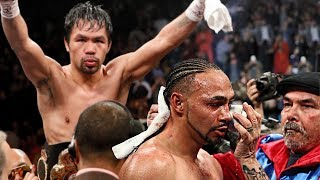 MANNY PACQUIAO vs KEITH THURMAN | FULL FIGHT DAY SCHEDULE JULY 20