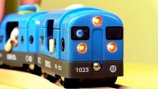 Trenes infantiles - Aviones para niños - Carros para niños