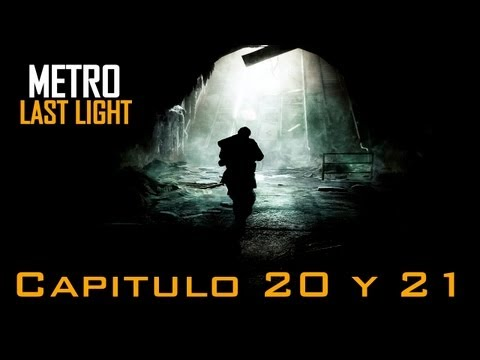 Metro Last Light Gameplay Walkthrough - Parte 13 (Xbox 360/PS3/PC) HD