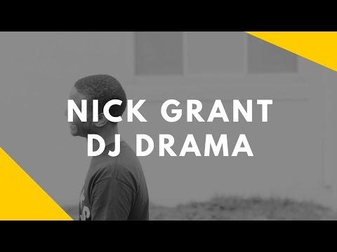 Nick Grant Freestyle on Gangsta Grillz Radio