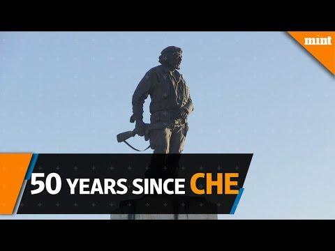 Cuba remembers Che on his 50th death anniversary