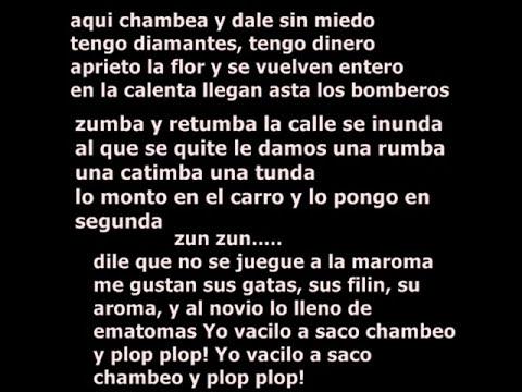 Mambo Y Pistolas - Endo Con Letra
