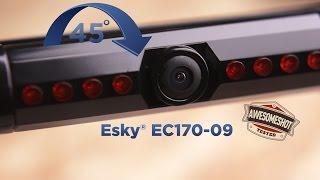 eSky EC170-09 Backup Camera Review