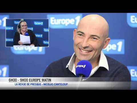 NIcolas Canteloup - Hollande se prend des râteaux