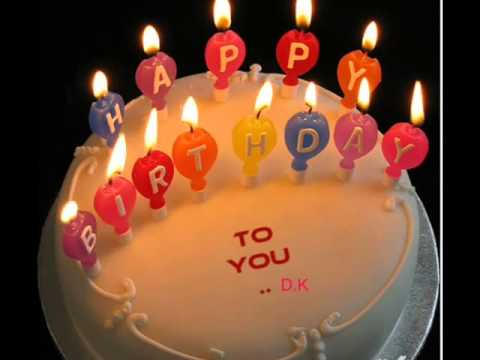 Chipmunks - Happy Birthday Song ♥ video
