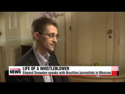 Snowden refuses to trade secret data for Brazil asylum