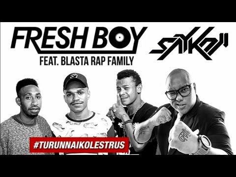 Oles Turun Naik - Saykoji Remix (Unofficial Lyric Video)
