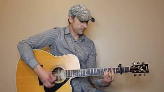 Download Lagu Mercy - Brett Young - Guitar Lesson | Tutorial Gratis STAFABAND