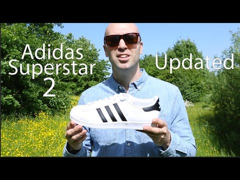 Adidas Superstar 2 Updated - Unboxing + Review + Close up + On Feet - Mr Stoltz 2016