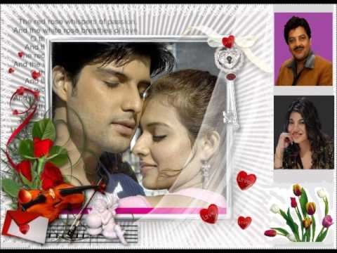Udit Narayan Alka Rare Romantic Song - Is Tarah Dekho Na Humko...