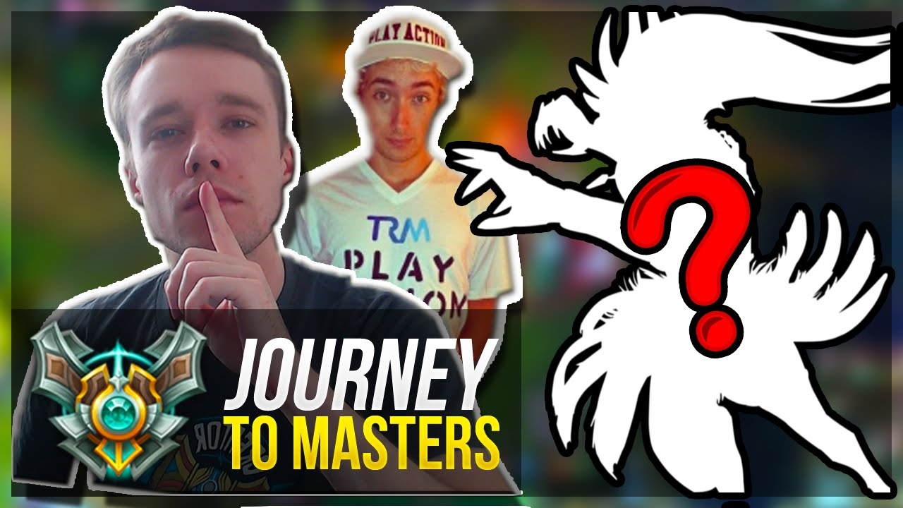 MY SECRET WEAPON | I'M BACK?? - Journey To Masters #14 - League of Legends