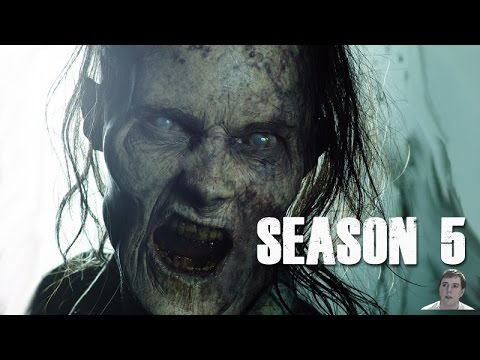 The Walking Dead Season 5 - Walkers Close In On Tyreese and New Locations Teasers - Review
