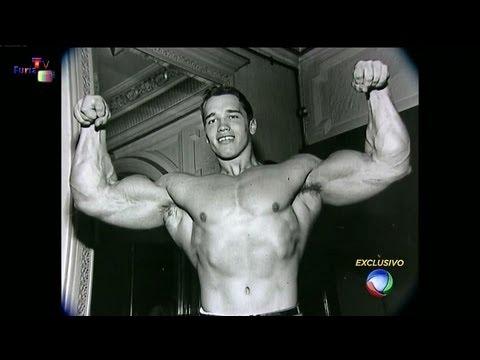 A história de Arnold Schwarzenegger