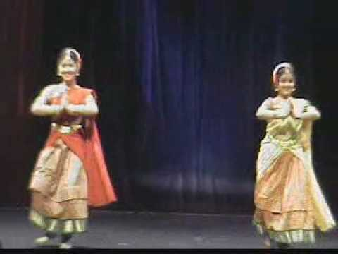 Dheem Ta Dare Classical Dance video