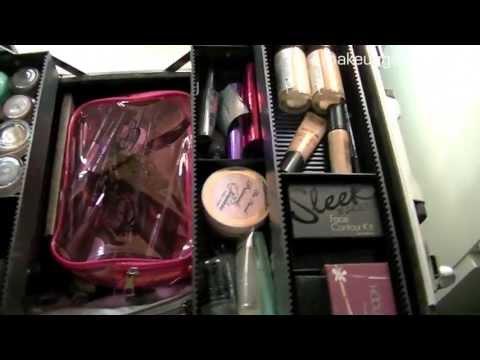 ¿Qué llevo en mi maletín de maquillaje?