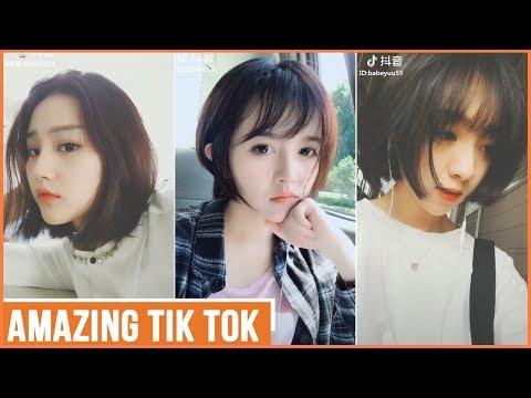 Con Gái Tóc Ngắn AUTO Xinh - Tik Tok Gái Xinh - Hot Girl TikTok