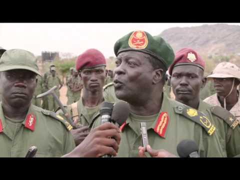 Riek Machar Returns to South Sudan