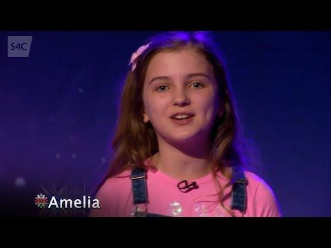 Amelia | Chwilio am Seren | Junior Eurovision 2019 | Cymru | Wales