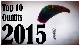 GTA 5 Online | 10 Current Outfits 2015 (+Revolver Gameplay)