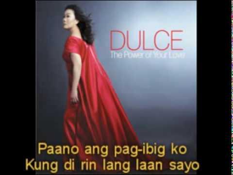 DULCE - PAANO with lyric