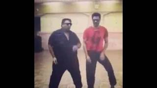 Hrithik Roshan vs Prabhu Deva dance 2016 flying jatt beat pe