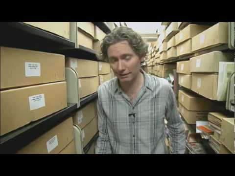 Kevin Macdonald at the Mass Observation Archive