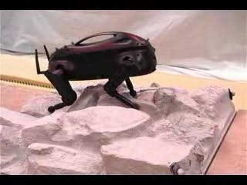 Boston Dynamics LittleDog