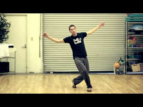 Break Dancing Tutorial: Top Rock | Vinny Grosso video