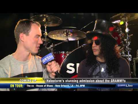 Monster & AXS : Slash Promos & Interview
