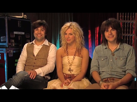 The Band Perry is very protective of one of the family members.