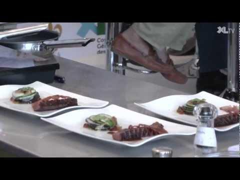 Les recettes du jury du concours de cuisine amateur