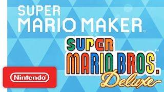 Super Mario Maker & Super Mario Deluxe   NWC 2017 Finals (Pt. 4) Highlights