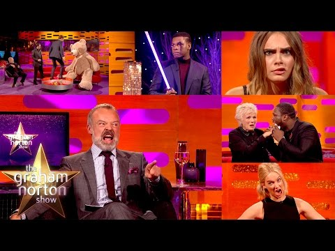All The Best Moments of 2015! - The Graham Norton Show
