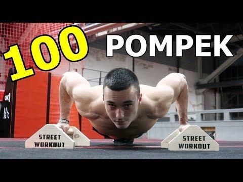 100 POMPEK CODZIENNIE !!! CHALLENGE / KURA WORKOUT