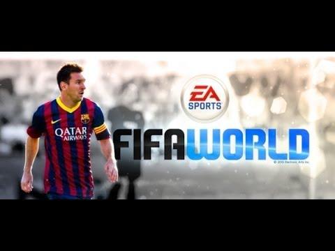 FIFA WORLD #14 Cały Mecz... Prawie.