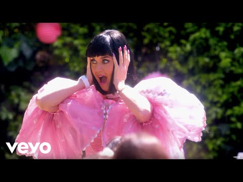 Katy Perry - Birthday (official) video