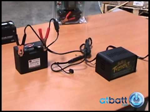 How to charge a Shorai Motorcycle battery
