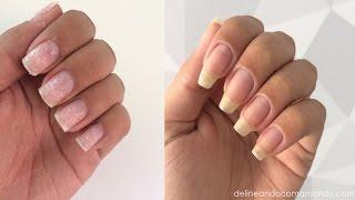 Como ter UNHAS GRANDES e FORTES super RÁPIDO | Long Nails Tutorial