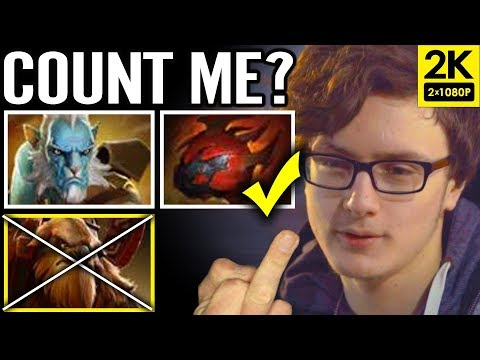 COUNTER the COUNTER PICK Miracle Dota 2 Pro Carry Phantom Lancer Gameplay