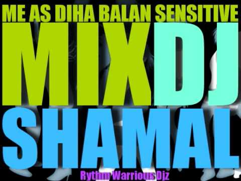 Me As Diha Balan Remix (sensitive Mix) Djshamal-shihan Mihiranga-rythem Warrious Djz video
