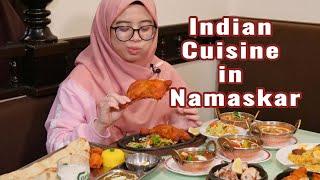Namaskar Muslim Frienldy Indian Restaurant in Miyagi//Japan Halal TV