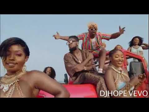 LATEST AFROBEAT VIDEO MIX 2020 BY DJHOPE VEVO