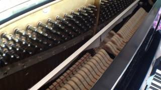Kawai BL51 Upright Piano   Demonstration Video