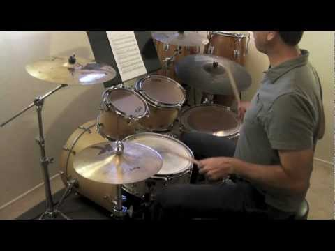 Drum Lesson: We Are Young By Fun. video
