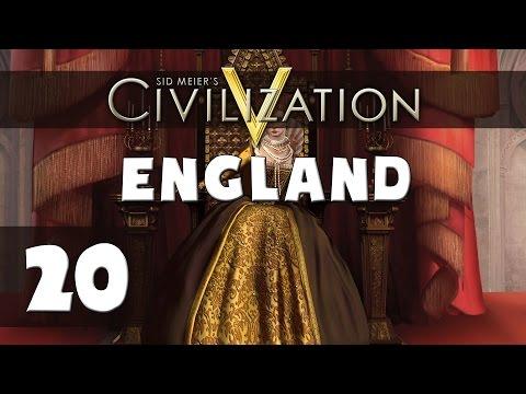 Civilization 5 - Let's Play England (Deity) - Part 20