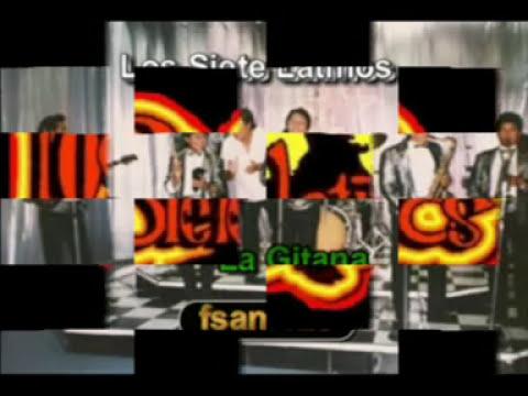 Los Siete Latinos - La gitana