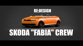 SKODA CREW |RE:DESIGN FABIA 3| TIMELAPSE | by FDULS CREW